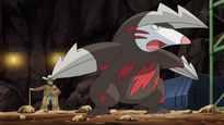Clay's Excadrill