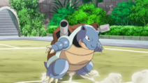 Tierno's Blastoise
