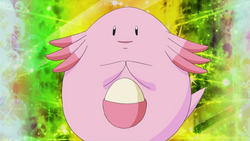 Brock's Chansey