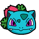 IvysaurBattle Trozei