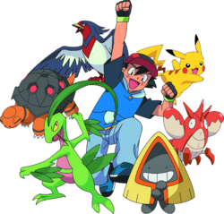 Ash AG Party