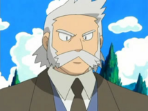 Professor Rowan Anime
