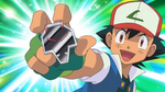Ash's Rising Badge