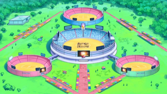Lily of the Valley Stadium