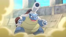 Siebold's Mega Blastoise