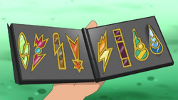 Kotetsu's Badges