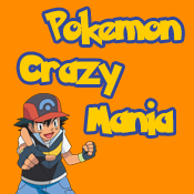 Pokemon Crazy Mania Banner