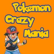 Pokemon Crazy Mania Banner