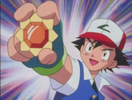 Ash's Thunder Badge