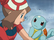 May and Squirtle