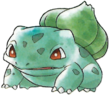 Red Green Bulbasaur
