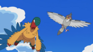 Tranquill and Archeops