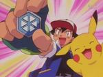 Ash's Glacier Badge