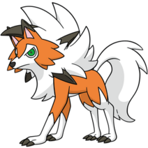 Lycanroc Dusk Dream World