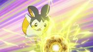 Elesa Emolga Electro Ball
