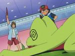 Ash loses to Brawly