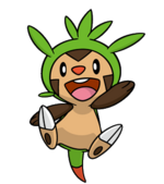 Chespin Dream World