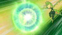 Ash Leavanny Energy Ball