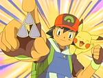 Ash's Rain Badge