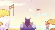 Kitsune residing