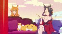 Suzu in Anime