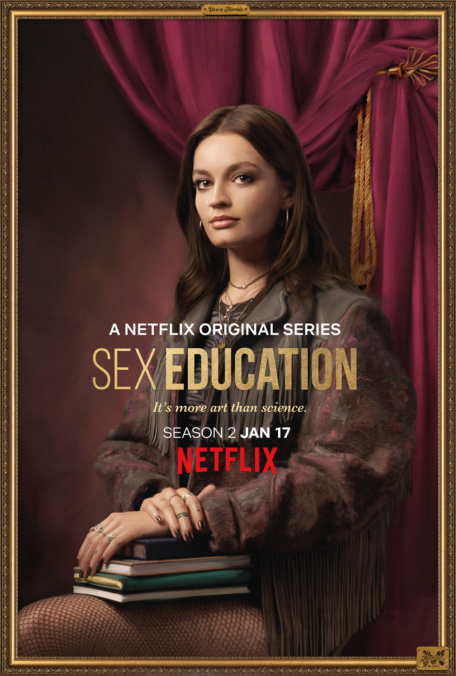 the sex education show episodes wikipedia in Nashville
