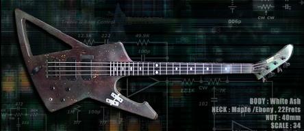 ESP Metalbird -Protoype-