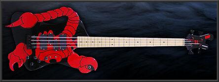 ESP ACHO -SCORPION DEATH ROCK!!-