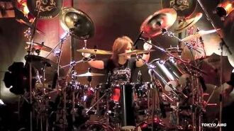 The CYCLE:Drums【JOE】 DRUM SOLO!