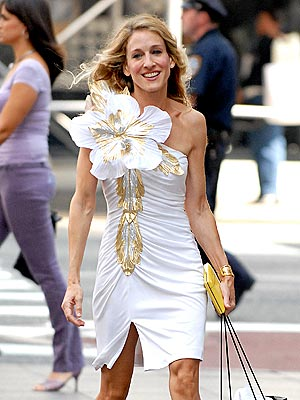 Sex in the city carrie bradshaw