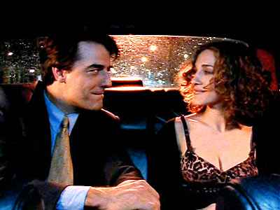Image result for sex and the city carrie and big