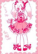 Kurumi outfit