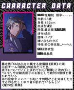 Ginji info card