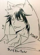 Kai sketch doodle