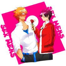 Rose sexmens