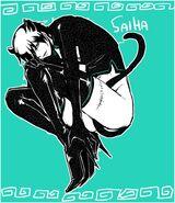 Saiha panther