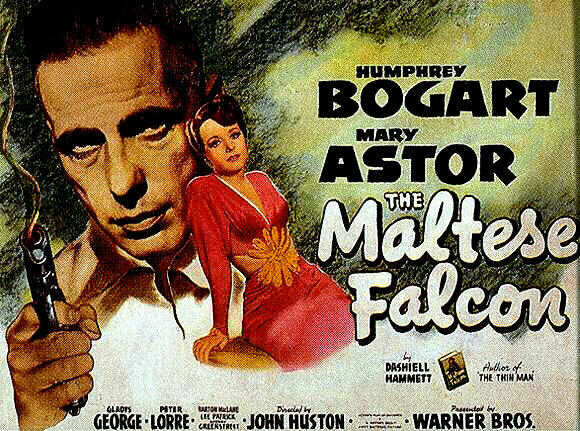 Image result for the maltese falcon film poster