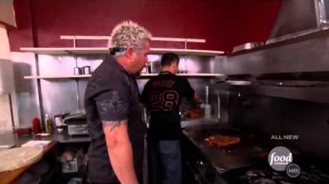 HRD Coffee Shop in San Francisco on Diners Drive-ins and Dives