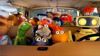 Muppetbus