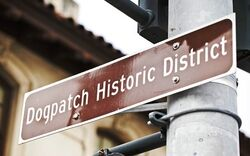 Dogpatch-sign