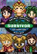 SFC7 DVD Cover