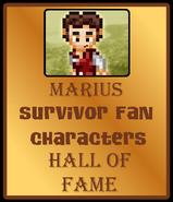 Mariusplaque
