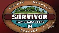 Survivor Fan Characters 14 Intro Video