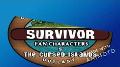 Survivor Fan Characters 5 The Cursed Islands Intro Video
