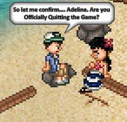 AdelineQuits