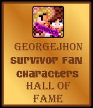 Georgejhonplaque