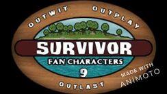 Survivor Fan Characters 9 Intro Video