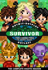 SFC8 DVD Cover