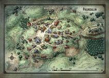 Player Map - Phandalin