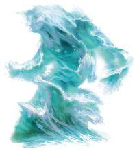 Water elemental-5e